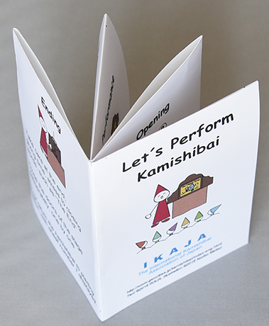 mini-booklet